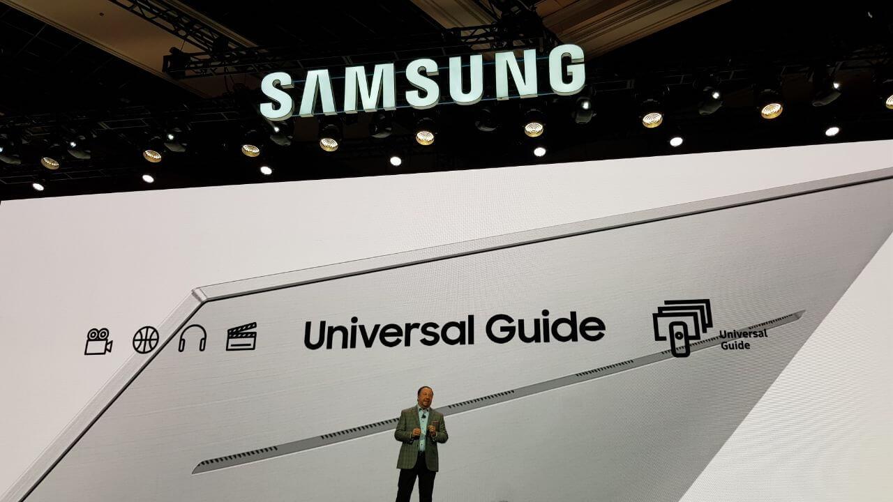 WhatsApp Image 2018 01 08 at 20.27.30 - CES 2018: Samsung vai integrar a assistente BixBy nas Smart TVs