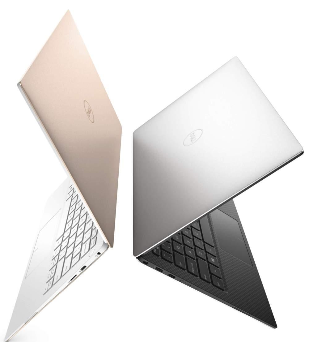XPS 13 Silver Rose Gold - CES 2018: Dell apresenta o Dell Cinema e muito mais