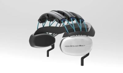 brain to vehicle - CES 2018: Nissan apresenta 'brain-to-vehicle'; leitura cerebral para evitar acidentes