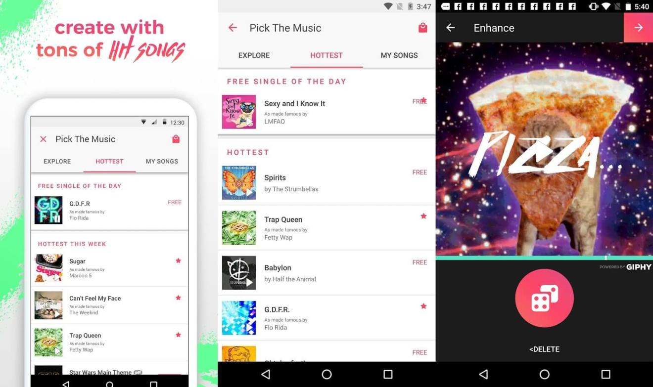 Ditty é o próximo app viral que cria pequenos clipes musicais