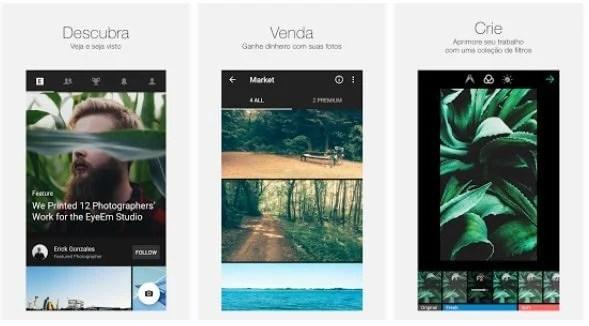 eyeem - Confira a mais nova lista de aplicativos com o selo Android Excellence