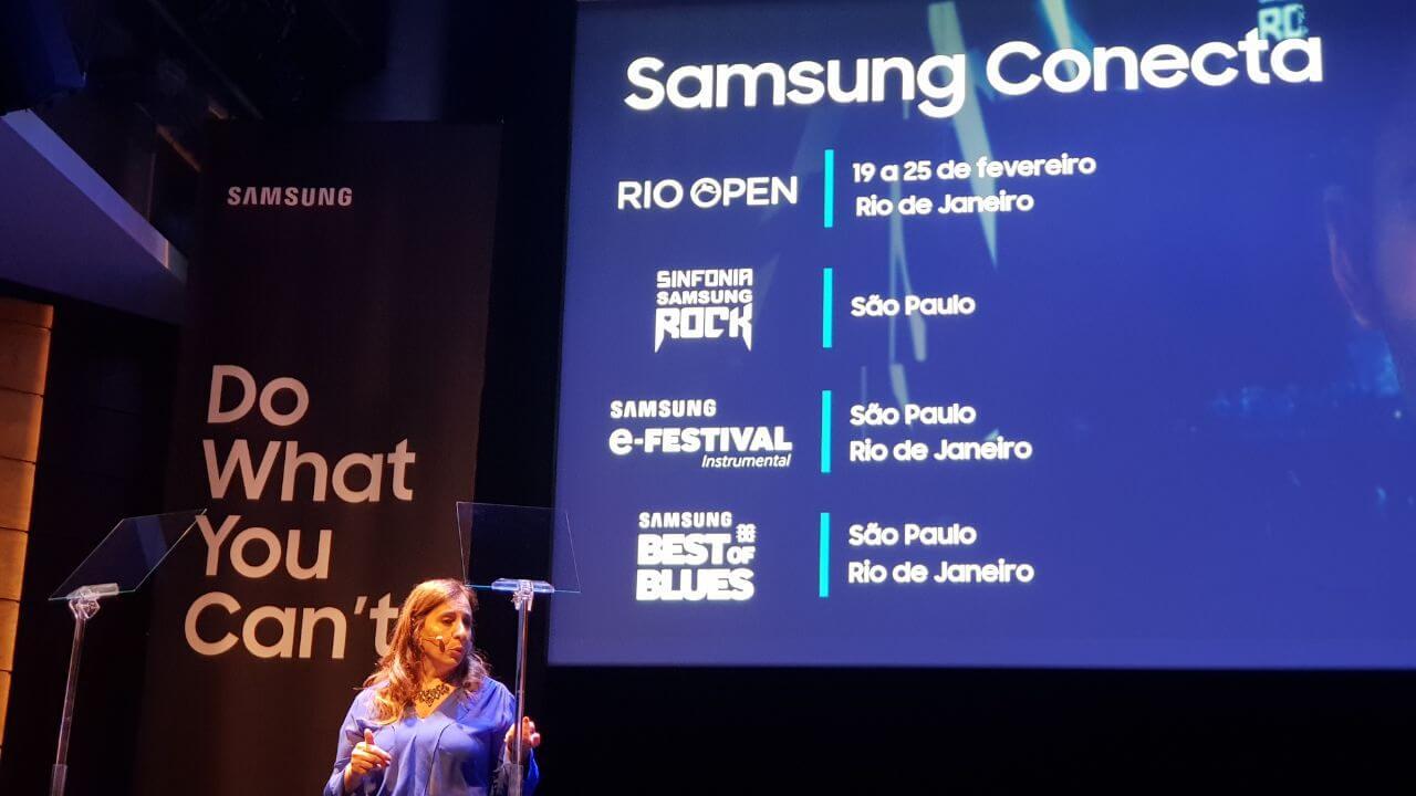 Medina, Raí e outros falam das ações da Samsung para 2018 12