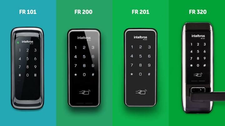 A FR 201 é um dos 4 modelos vendidos pela Intelbras no Brasil