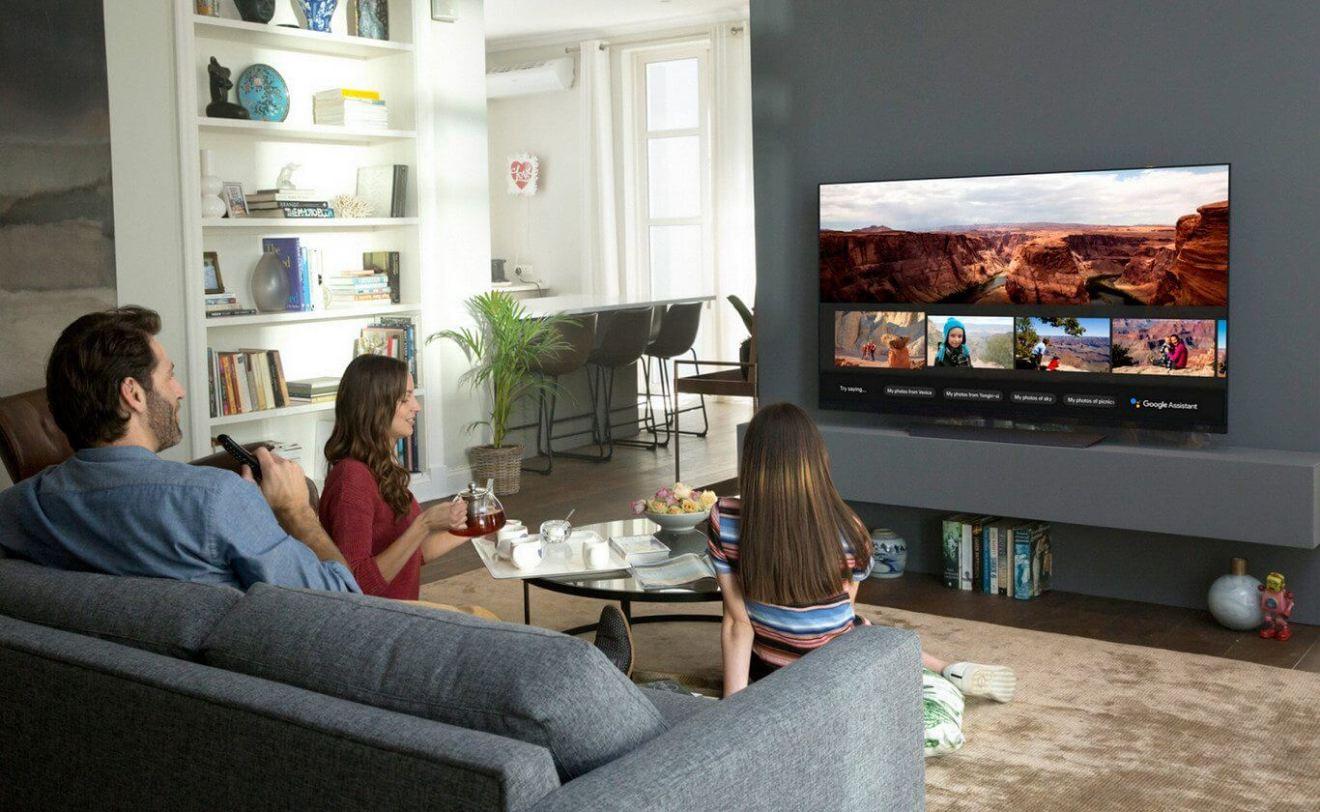 lg02 - TVs da LG poderão ser controladas por voz com o Google Assistente