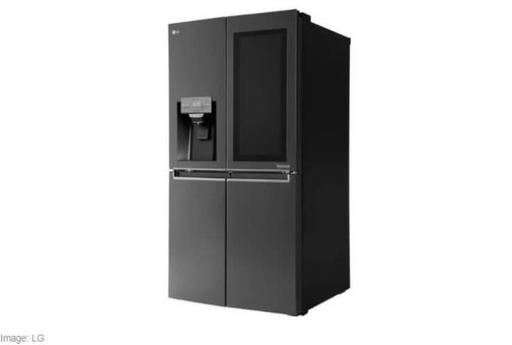 screenshot 20180108 121916 720x486 - CES 2018: LG apresenta refrigerador ThinQ com tela de 29 polegadas