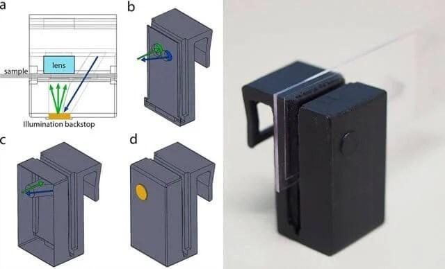 Esse acessório transforma seu smartphone num microscópio completo 8