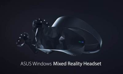 1504105586 acer windows mr headset - ASUS lança seu headset de realidade aumentada compatível com Windows Mixed Reality