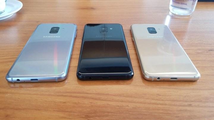 20180205 154835 720x405 - Samsung lança Galaxy A8 e A8+ no Brasil