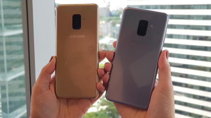 20180205 155007 720x405 - Samsung lança Galaxy A8 e A8+ no Brasil