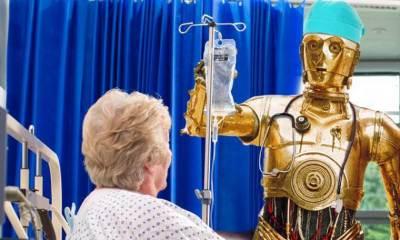 463185 dr roboto - Seu próximo médico provavelmente será um robô