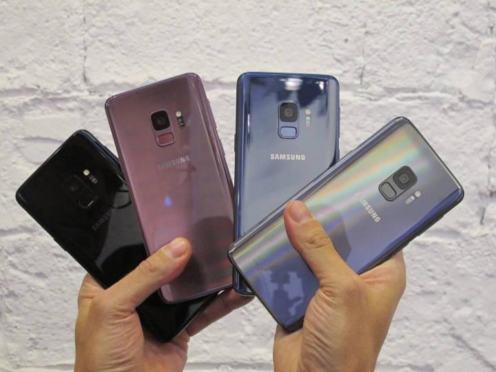 IMG 7569 720x540 - Galaxy S9 e S9+ são apresentados na Mobile World Congress 2018