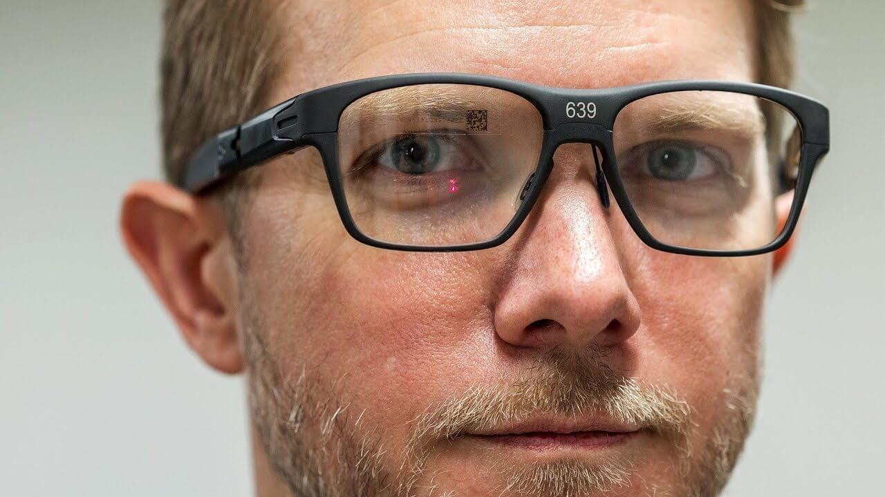 Intel está desenvolvendo seus próprios óculos inteligentes 10