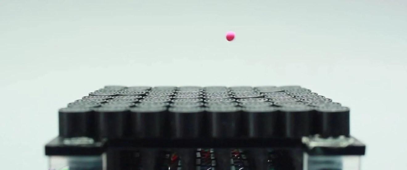É possível levitar com o poder do som? 9