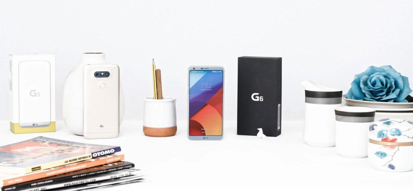 Chega ao Brasil LG G6 com 64 GB de armazenamento interno 5
