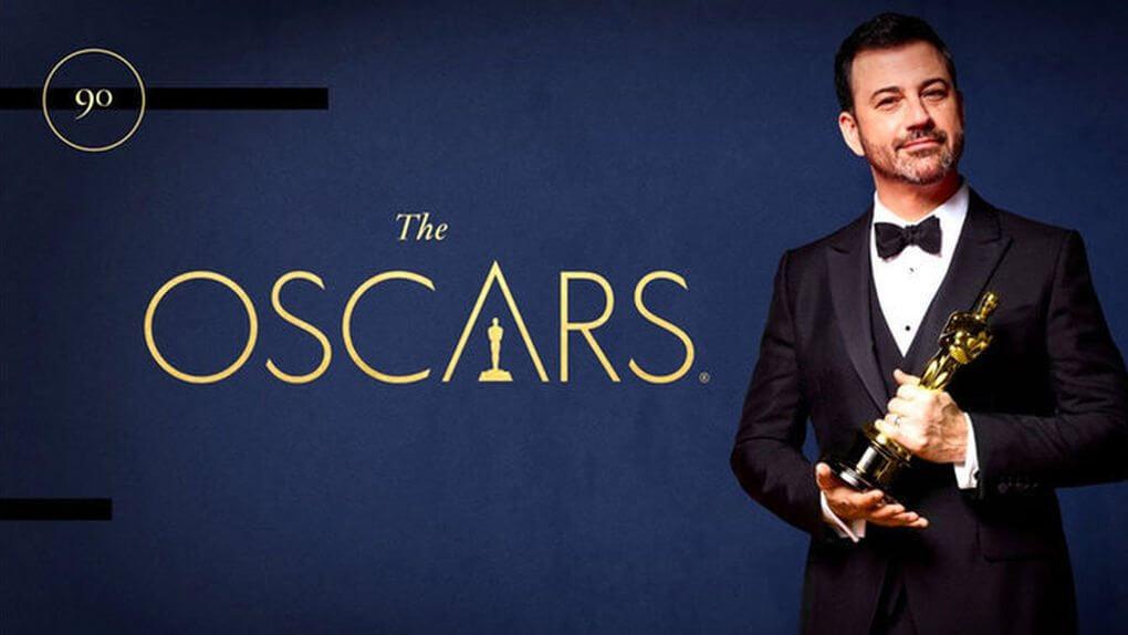 Com o movimento Time's Up sob os holofotes, Oscar  focará somente nos filmes 8