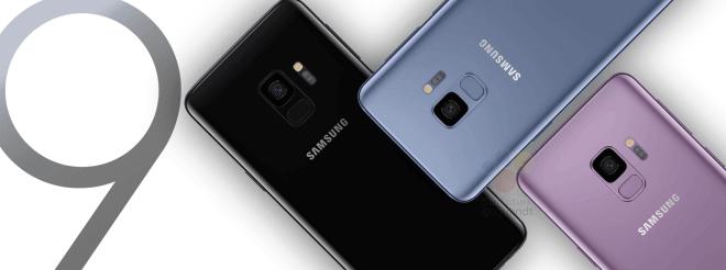 Saiba tudo sobre os Galaxy S9 e S9+, os novos top de linha da Samsung 8