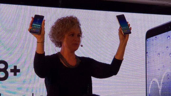 WhatsApp Image 2018 02 06 at 18.08.34 720x405 - Samsung lança Galaxy A8 e A8+ no Brasil