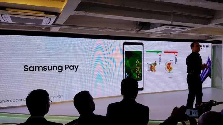 WhatsApp Image 2018 02 06 at 18.19.40 720x405 - Samsung lança Galaxy A8 e A8+ no Brasil