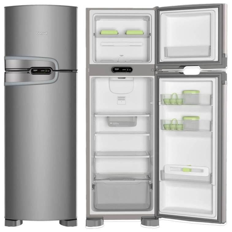 geladeira consul frost free 2 portas 275l inox 110v crm35nk D NQ NP 910708 MLB26422737722 112017 F - As cafeteiras e eletrodomésticos mais buscados no ZOOM em fevereiro