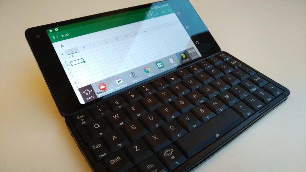 gemini - Projeto de Smartphone-PC faz sucesso no IndieGogo