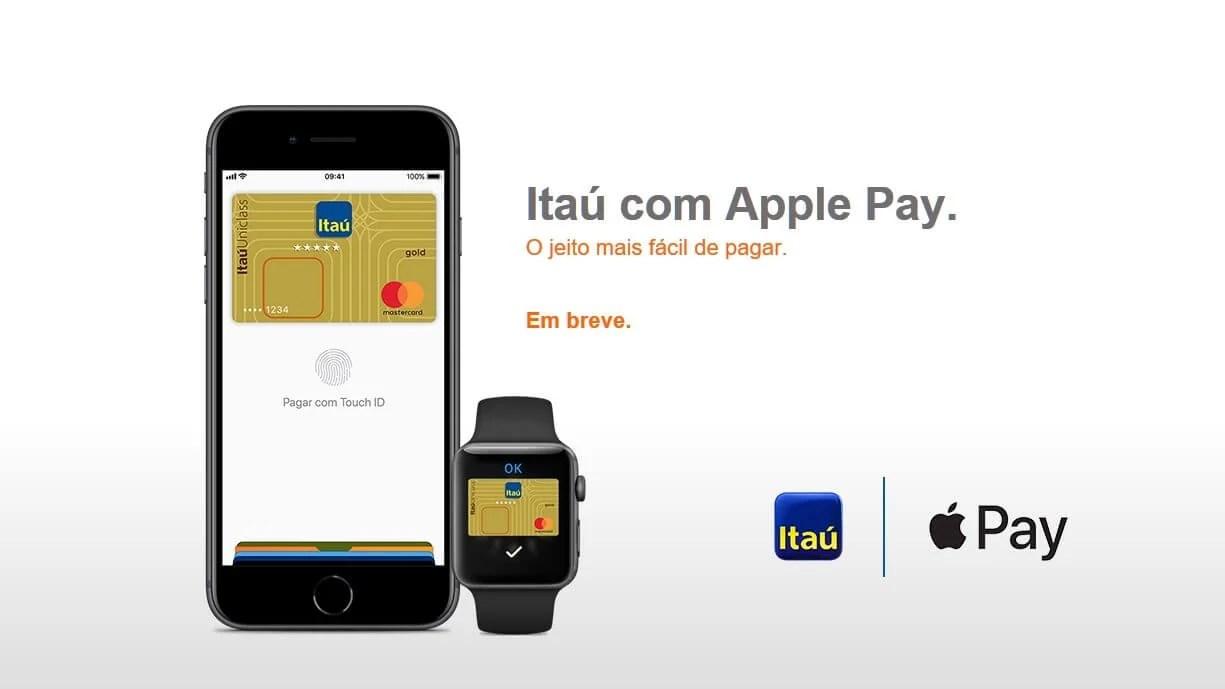 Apple Pay chega oficialmente ao Brasil