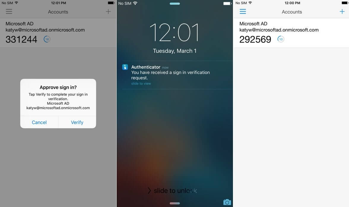 microsoft authenticator ios - Usa tanto iOS quanto Windows 10? Veja os aplicativos essenciais para conectar as duas plataformas