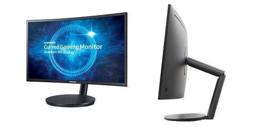 Monitor Curvo Gamer - LC24FG70