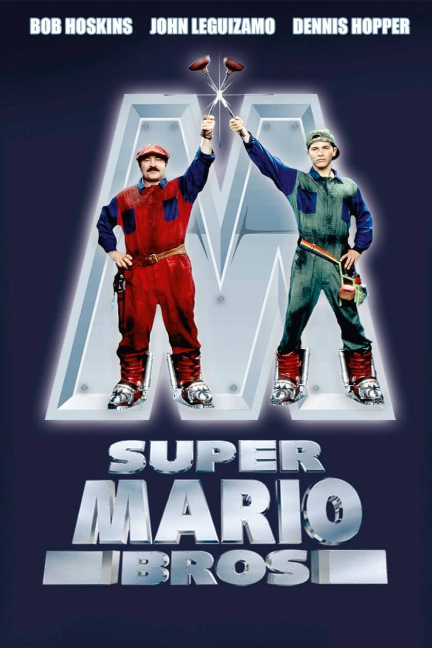 super mario bros movie poster 840x1260 - Nintendo confirma filme de Mario pelo estúdio de Meu Malvado Favorito