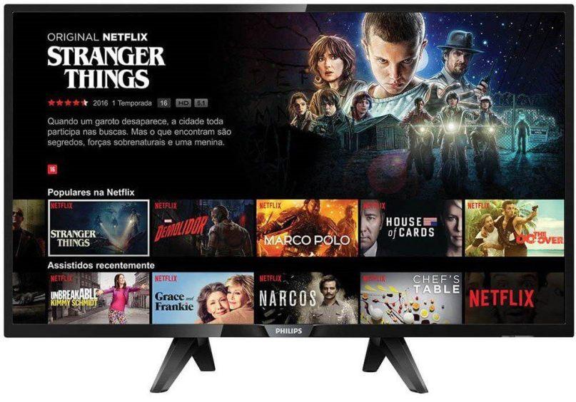132127601SZ - Smart TV: confira os modelos mais buscados no ZOOM em março