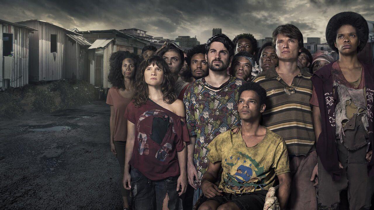 3%, série brasileira da Netflix, retorna para segunda temporada 8