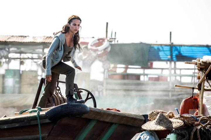 Crítica: Tomb Raider, uma merecida adaptação à Lara Croft 5