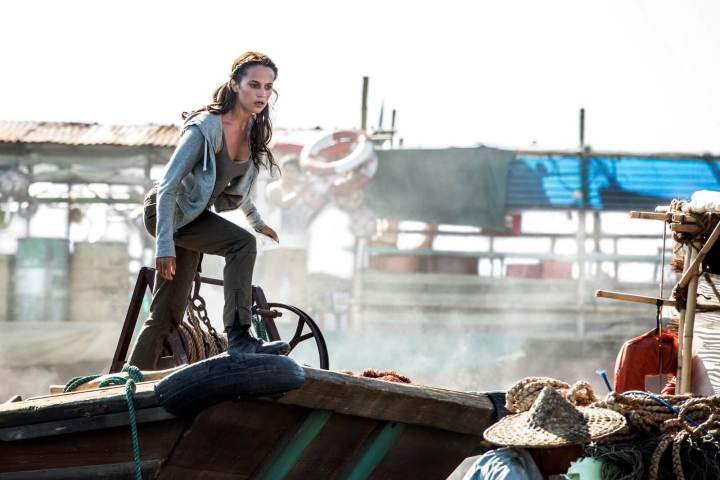 Crítica: Tomb Raider, uma merecida adaptação à Lara Croft 8