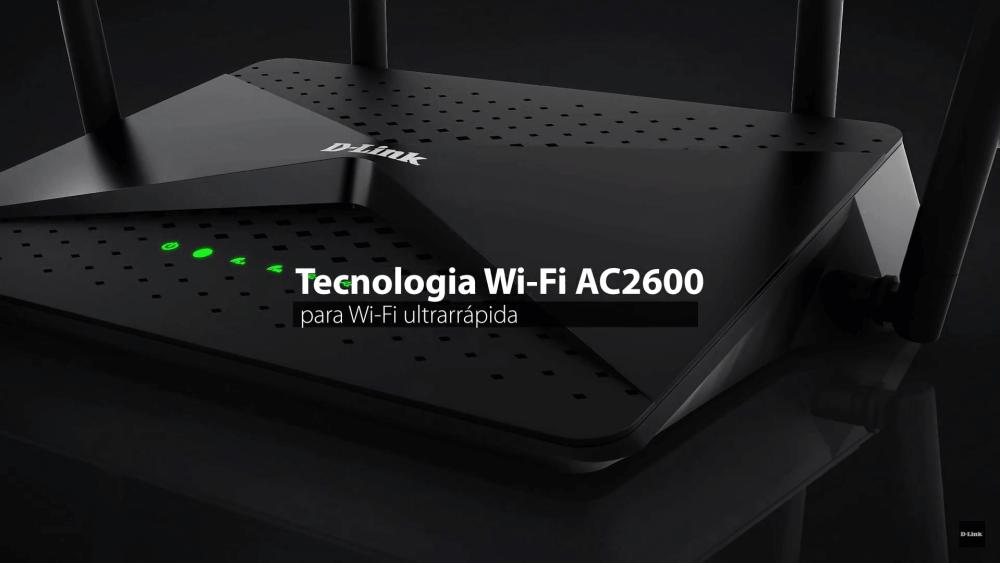 Captura de Tela 205 - D-Link anuncia roteador gamer com velocidade de até 2.600 Mbps
