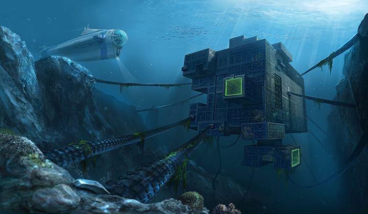 Early Precursor Concept 720x420 - Review: Subnautica (PC) tem sobrevivência e sandbox submarinos
