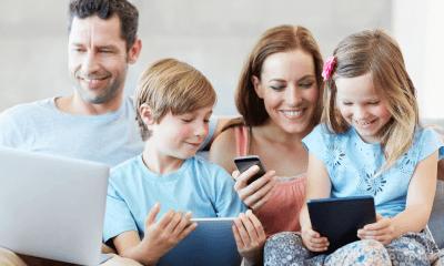 Google Family Link is the ultimate parental control app for Android  - Google lança Family Link, app que controla o acesso de crianças em contas mobile