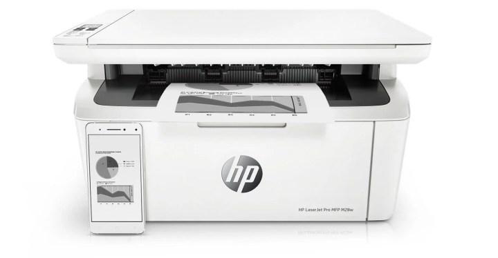 HP Laserjet Pro M28 720x374 - HP apresenta menor impressora a laser do mundo