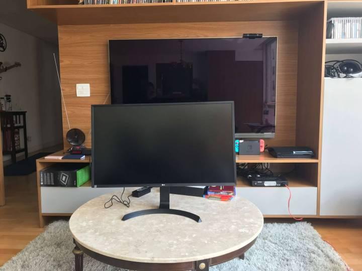 IMG 0898 720x540 - Review Monitor LG32UD59 - O primeiro monitor 4K da LG