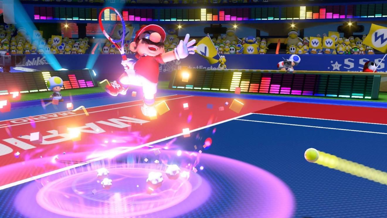 MarioTennisAces - Nintendo revela novidades e surpresas na última Nintendo Direct