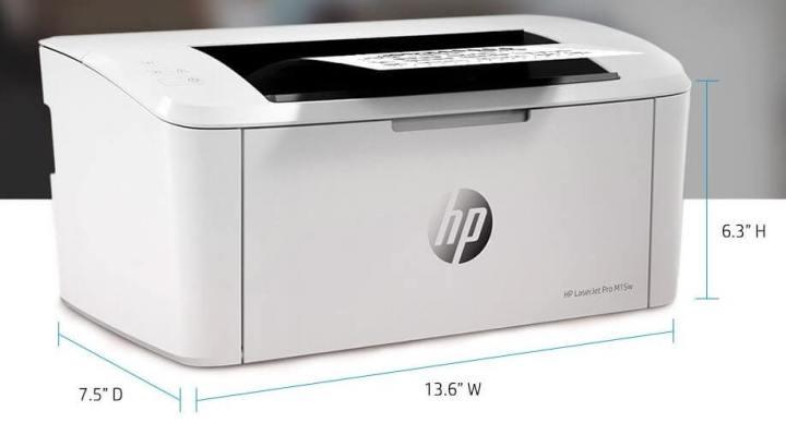 HP apresenta menor impressora a laser do mundo 4