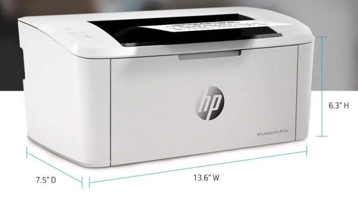 HP apresenta menor impressora a laser do mundo 7