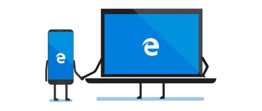 Microsoft Edge Android 840x472 e1521061698463 - Seis aplicativos essenciais para conectar o Android ao Windows 10
