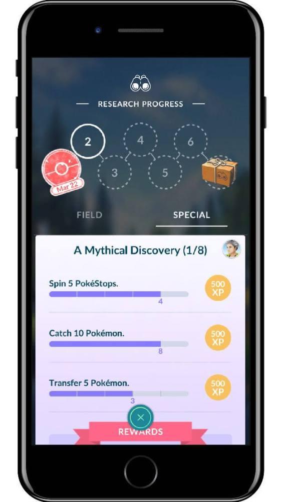 Pokémon GO (Android/iOS) terá atualização com o lendário Mew 8