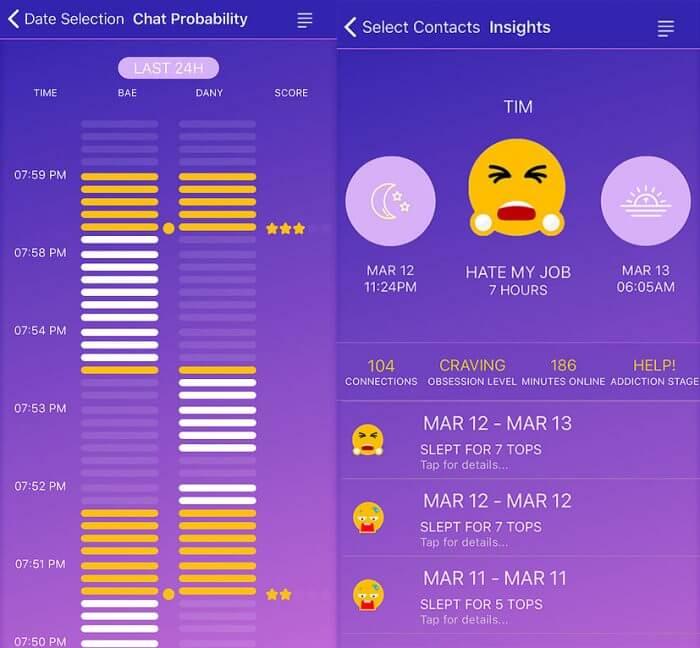 Conheça Chatwatch, app para espionar seus contatos no Whatsapp 8