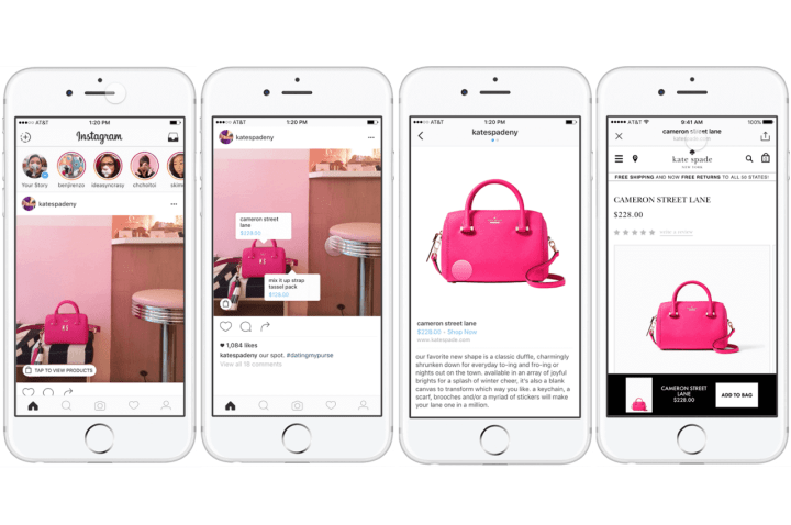 Instagram: agora você já pode fazer compras pelo app 6