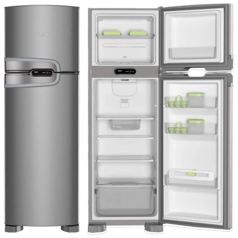 geladeira consul frost free 2 portas 275l inox 110v crm35nk D NQ NP 910708 MLB26422737722 112017 F - As cafeteiras e eletrodomésticos mais buscados no ZOOM em março