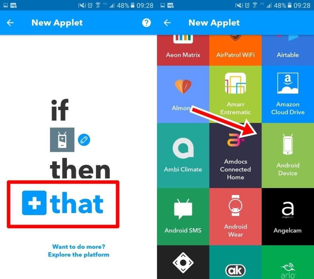 iftt04 a - IFTTT: Como desligar o Wi-Fi do Android automaticamente quando a bateria estiver fraca