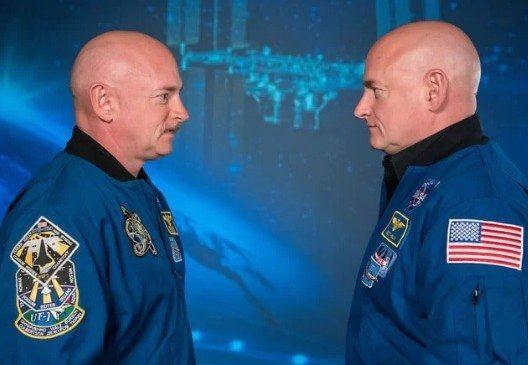 Passar tanto tempo no espaço tornou o DNA de astronautas gêmeos diferentes 6
