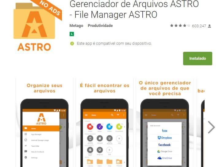 organizando WhatsApp01 - Como esconder as fotos do WhatsApp da galeria do Android