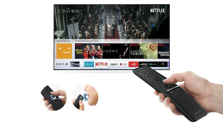 Conheça a mais recente QLED Smart TV 4K lançada no Brasil 9