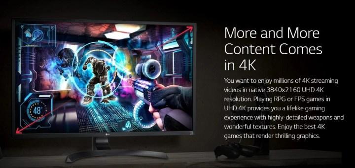 Review Monitor LG32UD59 - O primeiro monitor 4K da LG 8